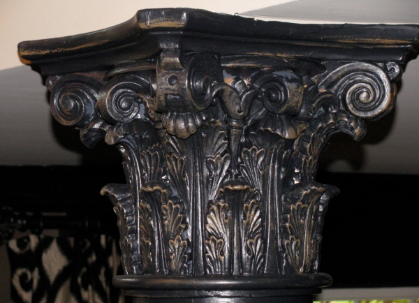 Aged column